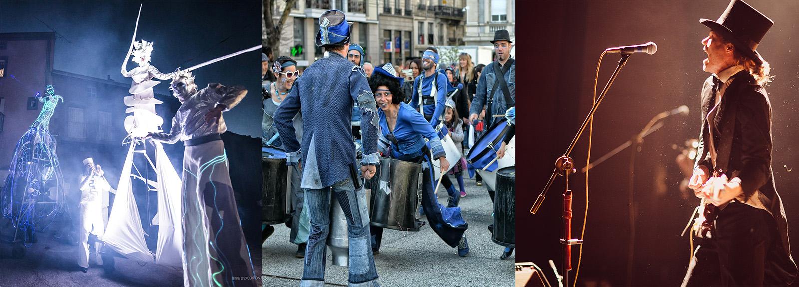 Soirée d'inauguration : Elixir – Ernest – Compagnie La Baroufada