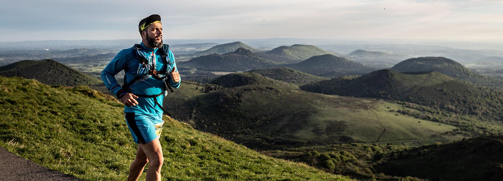 Chaîne des Puys-Faille de Limagne Experience (110km)