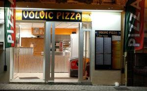 Volvic Pizza