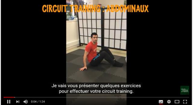 VVX 2018 – Loïc Lachemi – Circuit training : Abdominaux