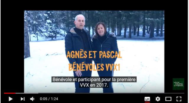 Interview VVX – Agnès et Pascal