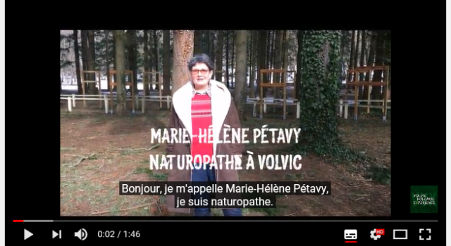 Interview VVX – Marie-Hélène Pétavy