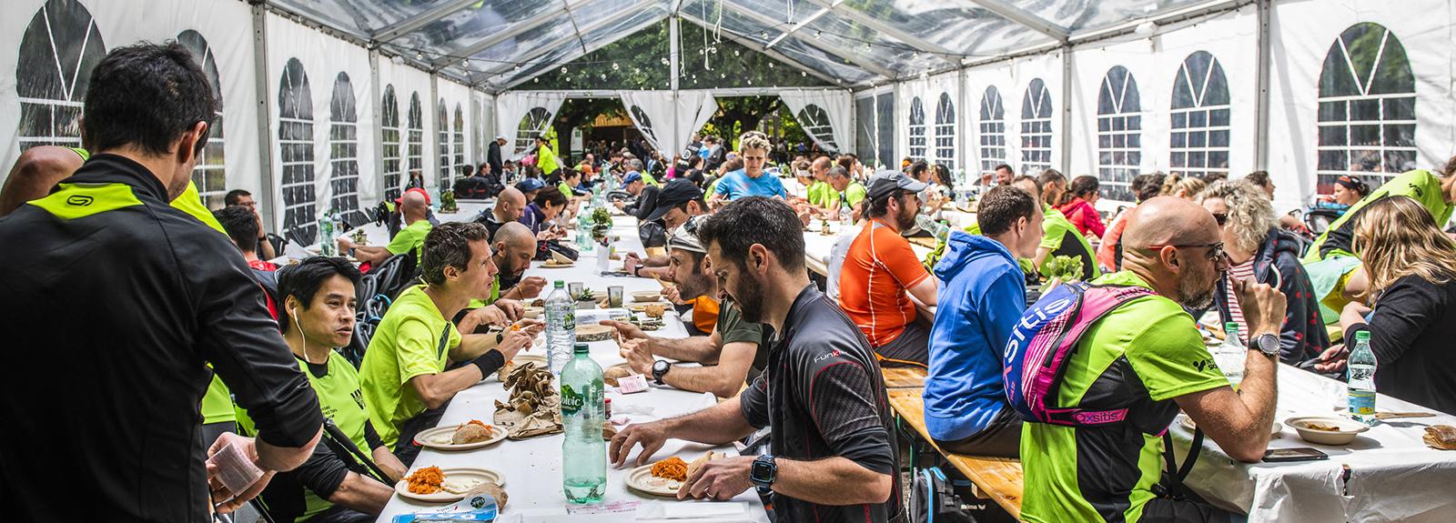 31 Mai – Mittagessen/Essen nach dem Lauf