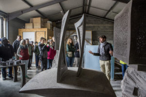 Visite Atelier Courtadon - Crédit photo Pierre Soissons - VVX 2018 (5)