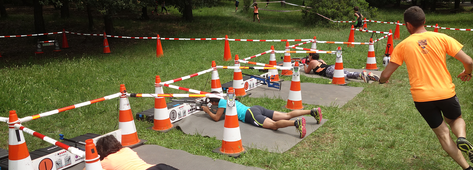 Individual and Family Biathlon Challenge