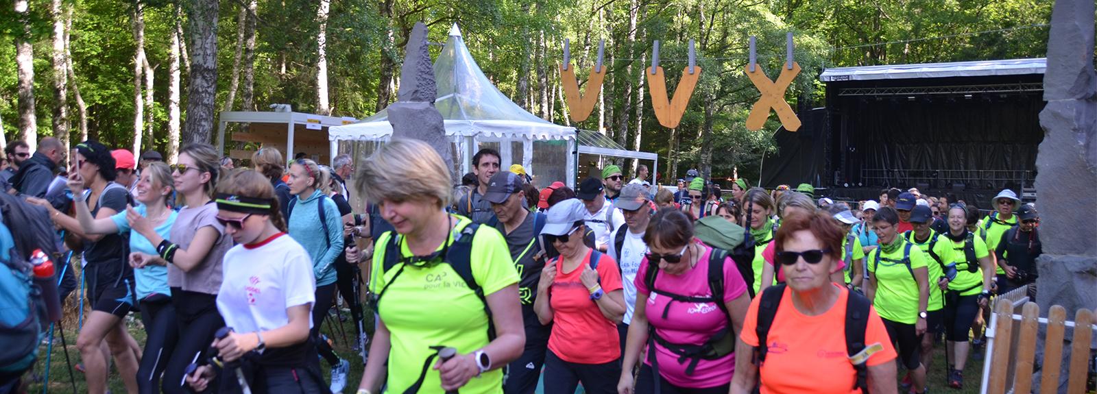 Puys Mountain Hike (25km)
